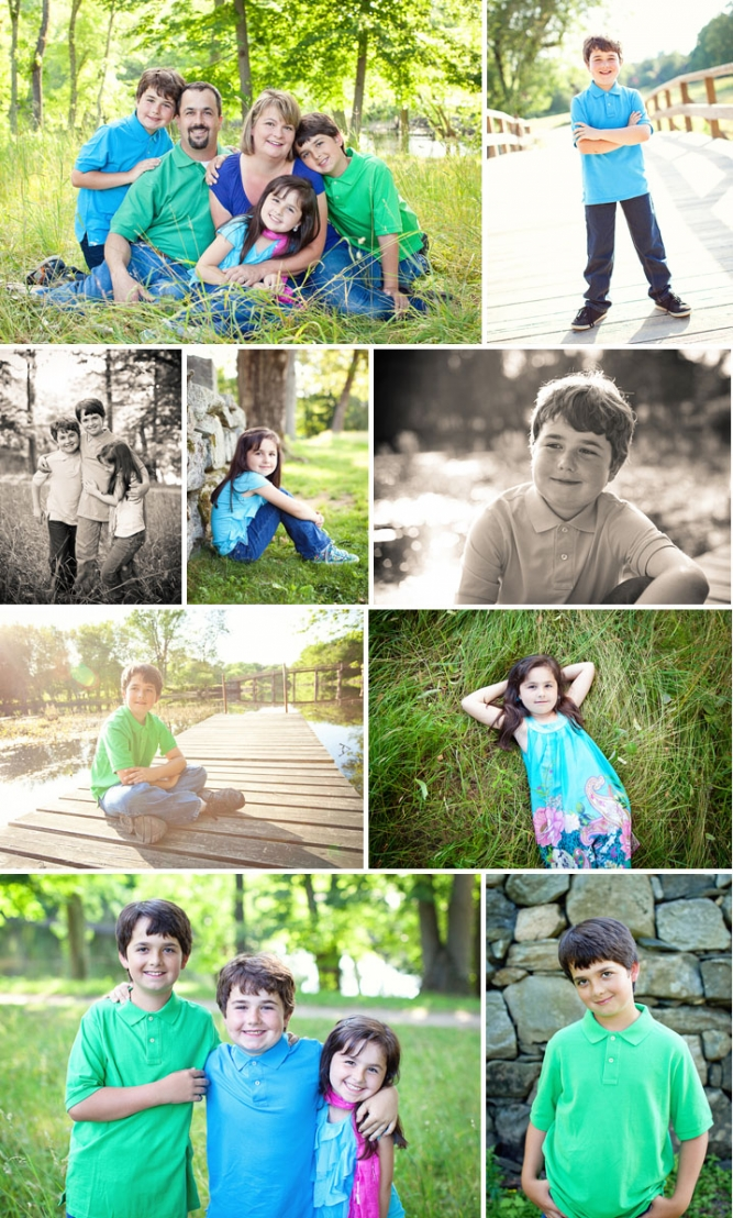 Boston Family Photographers
