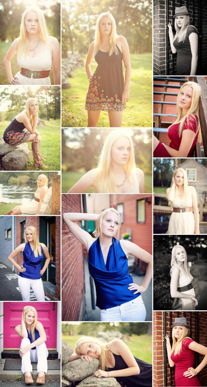 Holliston Senior Photographer