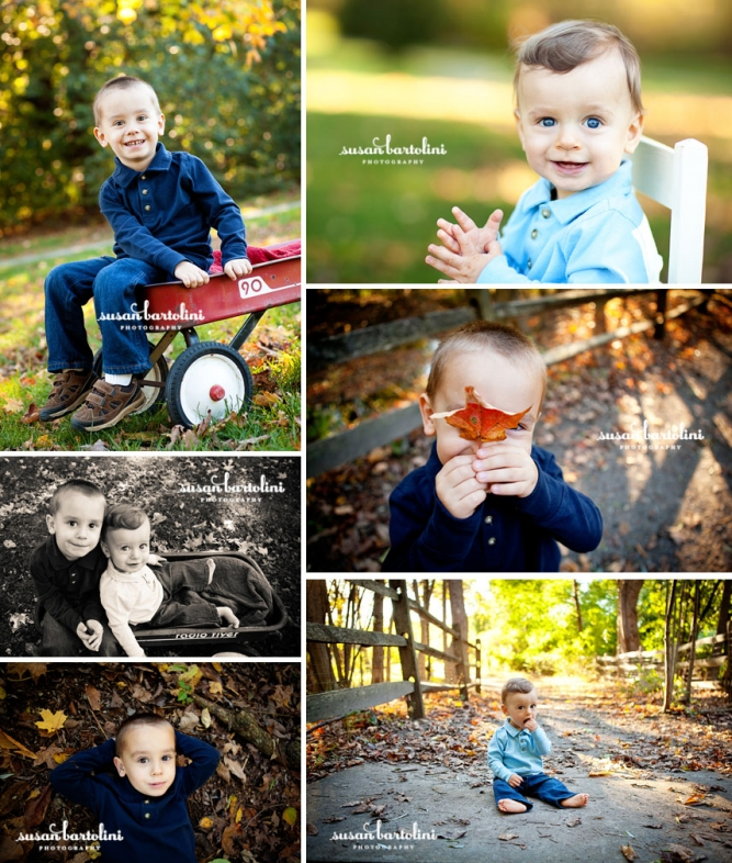 Autumn Photoshoot Boston Family Photographer